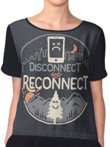 Reconnect Chiffon Top