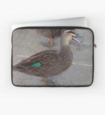 Quack, Quack, Quack Laptop Sleeve