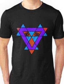 Eyes Crying in Western tribal T-Shirt