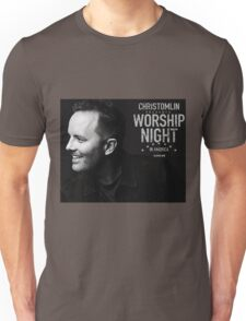 Chris Tomlin tour 2017 Unisex T-Shirt