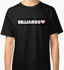 Billiards pool Classic T-Shirt