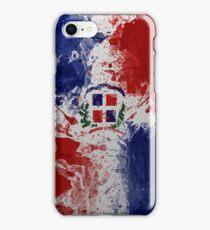 dominican republic  iPhone Case/Skin