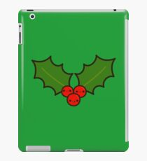Cute holly iPad Case/Skin