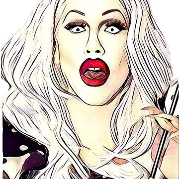 Sharon Needles by awildloly