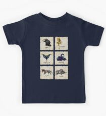 Awesome Creaturess Kids Clothes