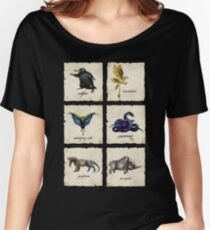 Awesome Creaturess Women's Relaxed Fit T-Shirt