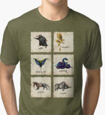 Awesome Creaturess Tri-blend T-Shirt