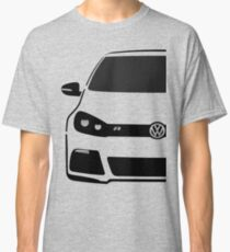 VW MK6 R Half Cut Classic T-Shirt