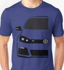 VW MK6 R Half Cut Unisex T-Shirt