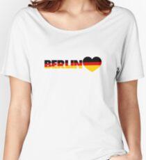 BERLIN Women's Relaxed Fit T-Shirt