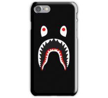 shark bape iPhone Case/Skin