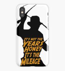 Indiana Jones:  It's the Mileage iPhone Case/Skin