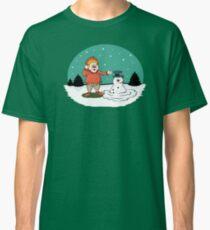 Heat Miser Melts Frosty The Snowman Classic T-Shirt
