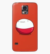 Little Ball of Electrodes Case/Skin for Samsung Galaxy