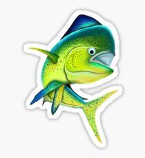 Mahi Mahi Sticker