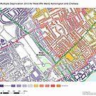 Multiple Deprivation Redcliffe ward, Kensington & Chelsea by ianturton