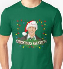 I Love Christmas Vacation Unisex T-Shirt