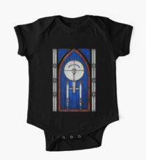 Stained Glass Series - Enterprise One Piece - Short Sleeve