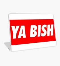 Ya Bish Typography Laptop Folie