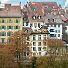Bern Buildings by Stephen Knowles