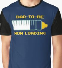 Dad To Be Graphic T-Shirt
