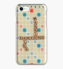 Sanvers for the win iPhone Case/Skin