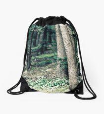 Trees Drawstring Bag