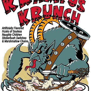 Krampus Krunch by monsterfink