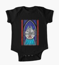 Stained Glass Series - Falcon Kids Clothes