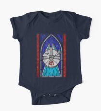 Stained Glass Series - Falcon One Piece - Short Sleeve