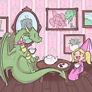 Dragon Tea by SweetIngenuity