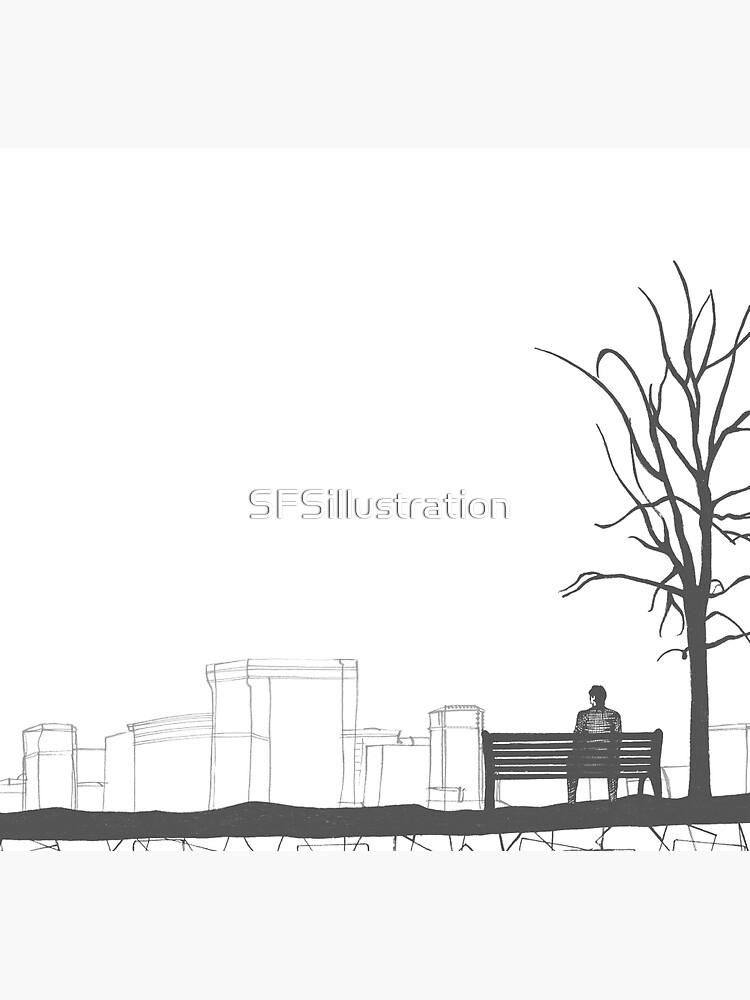 500 Tage des Sommers von SFSillustration