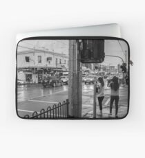 Pedestrians Laptop Sleeve