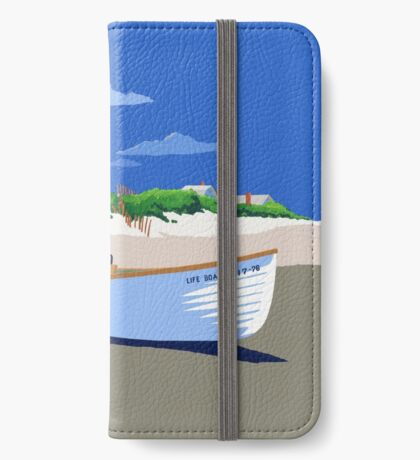 Life Guard On Duty iPhone Wallet