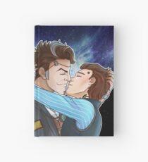 Rhack Kissing Hardcover Journal