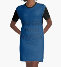Amy Pond Graphic T-Shirt Dress