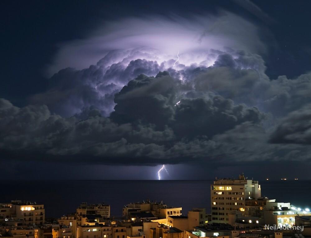Lightning Bolt by NeilAlderney