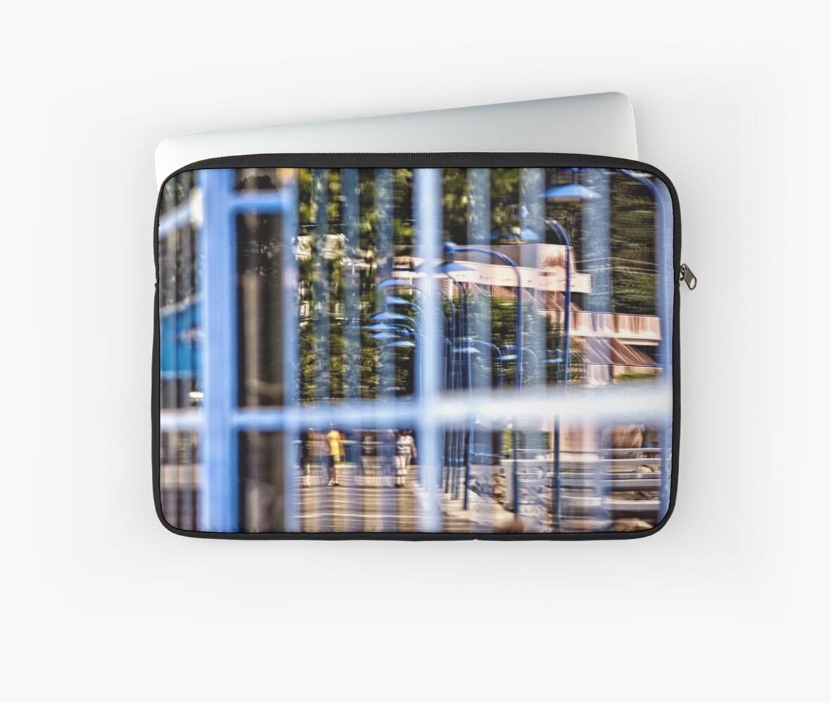 Window Reflection in Batemans Bay/NSW/Australia by Wolf Sverak