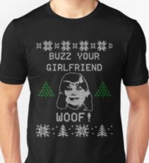 Buzz Your Girlfriend! WOOF! T-Shirt