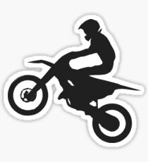 Dirt Bike Sticker