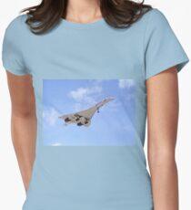 British Airways Concorde Women's Fitted T-Shirt