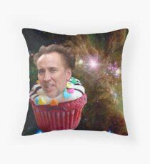 Nebulous Cage Throw Pillow