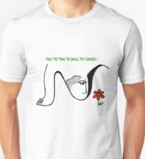 All About Flowers T-Shirt