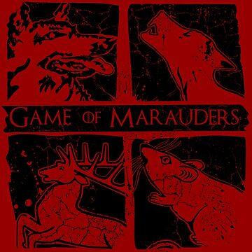 Game of Marauders by AngryMongo