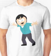 Randy Marsh Bro Down Unisex T-Shirt