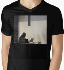 Morning Ritual Men's V-Neck T-Shirt
