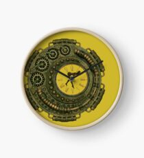 Is time for Steampunk Clock