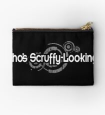 Who's Scruffy Looking Studio Pouch