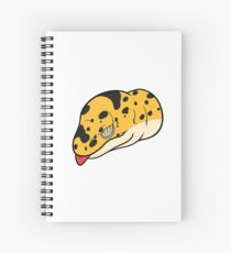 Cuaderno de espiral Leo pita! 1
