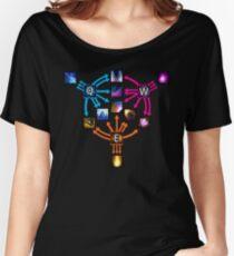 Invoker Cheat Sheet Women's Relaxed Fit T-Shirt